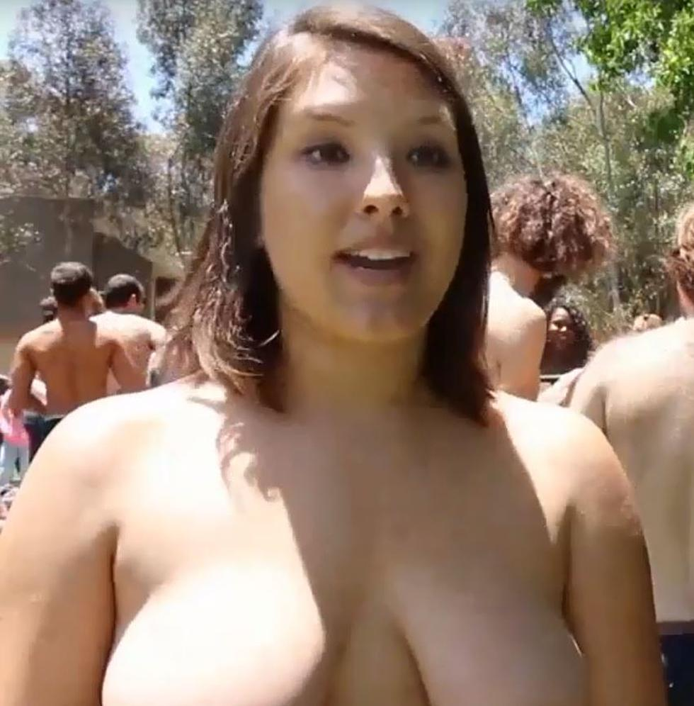 Topless pictures