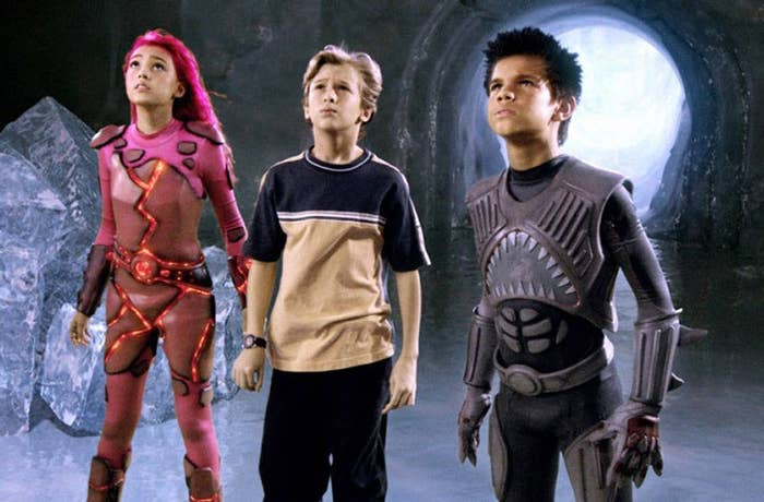 Having sex with sharkboy and lavagirl