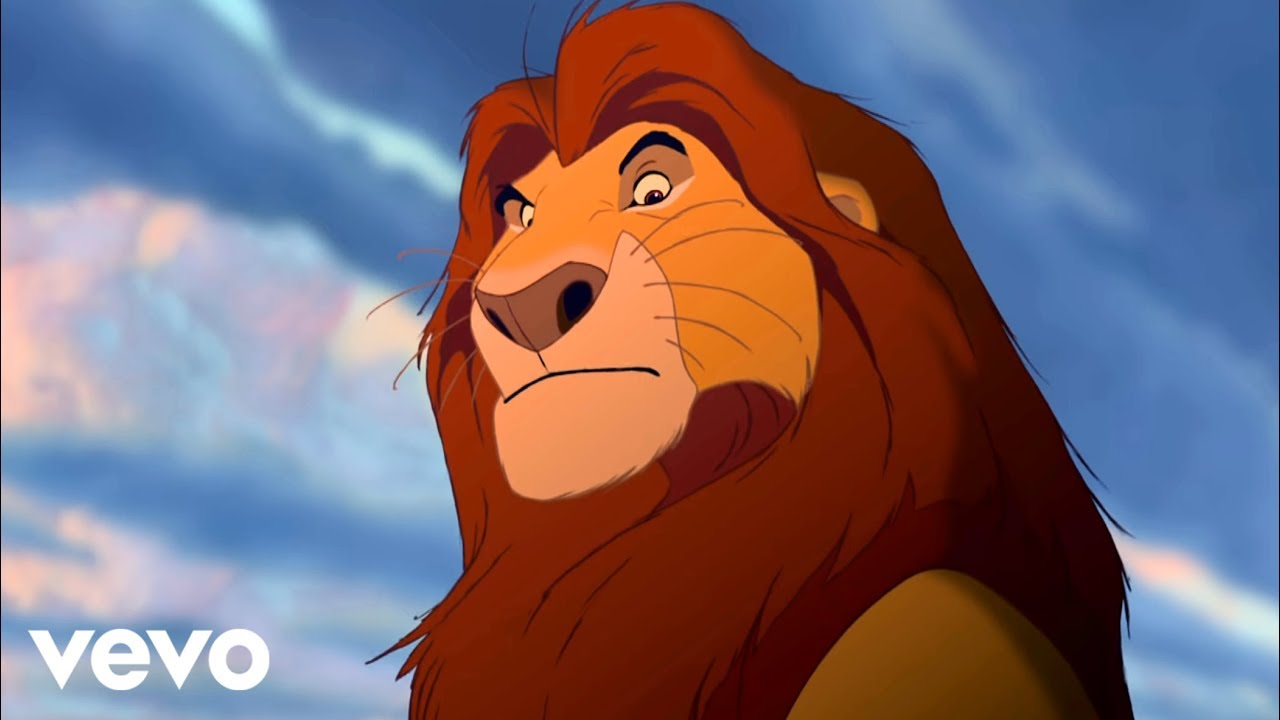 Carmen twillie circle of life the lion king ost