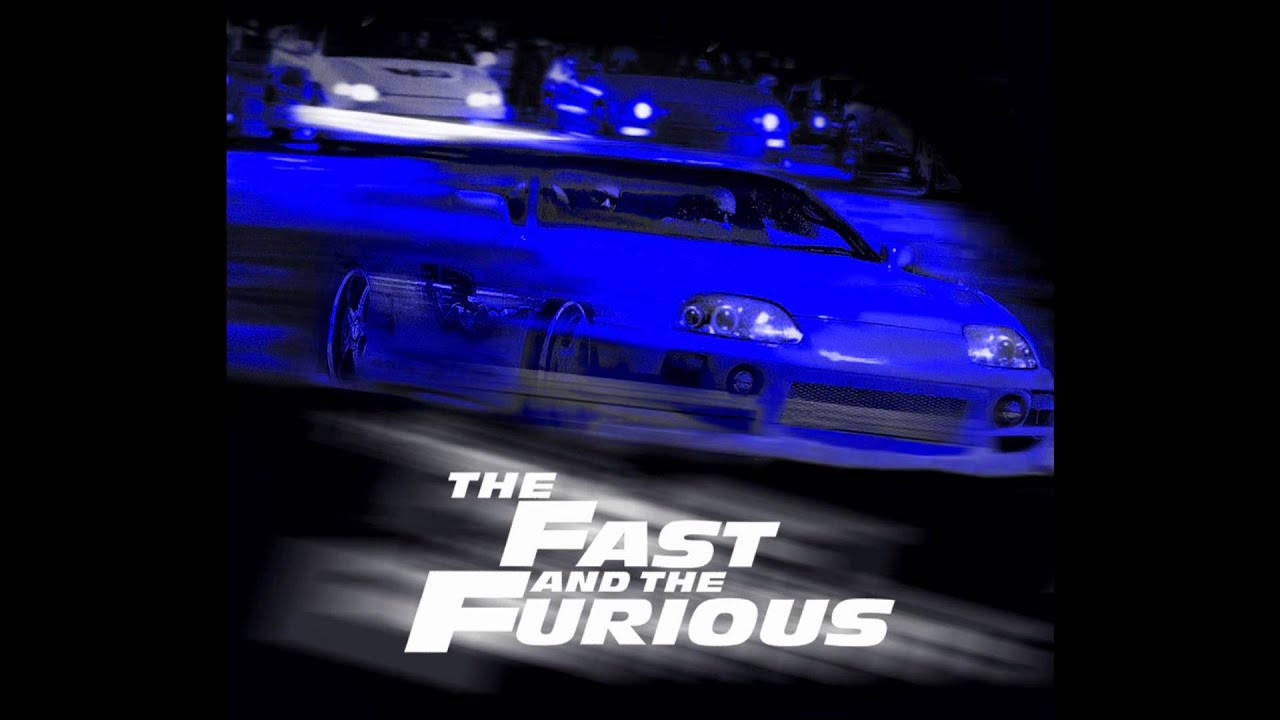 Fast and the furious intro