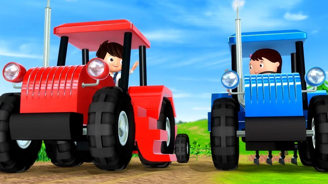 Baby tractor song